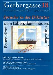 Geschichtswerkstatt Jena e. V.